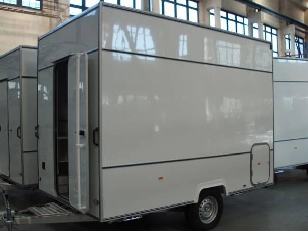 Daltec Trailers  prodejní stánek, foto 1 Užitkové a nákladní vozy, Přívěsy a návěsy | spěcháto.cz - bazar, inzerce zdarma