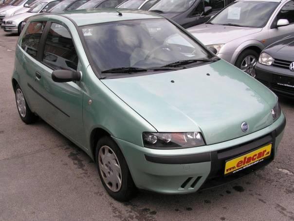 Fiat Punto 1.2 16V Serviska,KLIMA, foto 1 Auto – moto , Automobily | spěcháto.cz - bazar, inzerce zdarma