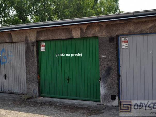 Prodej garáže, Ostrava - Zábřeh, foto 1 Reality, Parkování, garáže | spěcháto.cz - bazar, inzerce