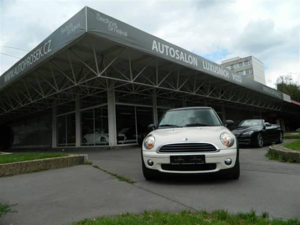 Mini ONE 1.4 NEBOUR.,TOP STAV,SERV.KNÍŽ, foto 1 Auto – moto , Automobily | spěcháto.cz - bazar, inzerce zdarma