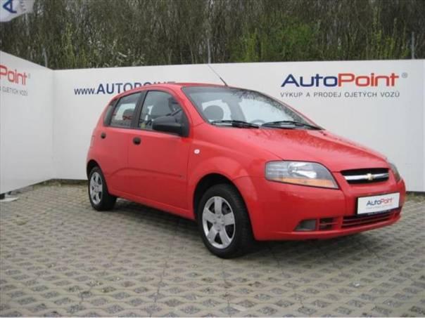 Chevrolet Aveo 1,2   A/C,serviska, foto 1 Auto – moto , Automobily | spěcháto.cz - bazar, inzerce zdarma