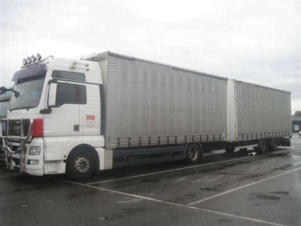 TGX 18.480 XXL 4x2 120 cbm, foto 1 Užitkové a nákladní vozy, Nad 7,5 t | spěcháto.cz - bazar, inzerce zdarma