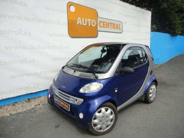 Smart Fortwo 0.8CDi 30kW,klima,panorama,automat, foto 1 Auto – moto , Automobily | spěcháto.cz - bazar, inzerce zdarma