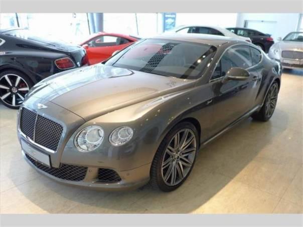 Bentley Continental GT 6.0   W12 Speed, foto 1 Auto – moto , Automobily | spěcháto.cz - bazar, inzerce zdarma