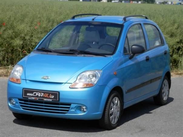 Chevrolet Spark 1.0 48kW * KLIMATIZACE *, foto 1 Auto – moto , Automobily | spěcháto.cz - bazar, inzerce zdarma