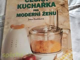 Česká kuchařka pro moderní ženu , Hobby, volný čas, Knihy  | spěcháto.cz - bazar, inzerce zdarma