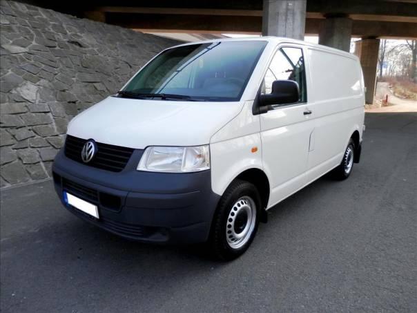 Volkswagen Transporter 1.9 TDI*2.MAJ*OVĚŘENÉ KM, foto 1 Užitkové a nákladní vozy, Do 7,5 t | spěcháto.cz - bazar, inzerce zdarma