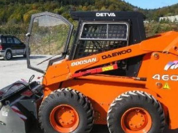 Daewoo  , foto 1 Pracovní a zemědělské stroje, Pracovní stroje | spěcháto.cz - bazar, inzerce zdarma
