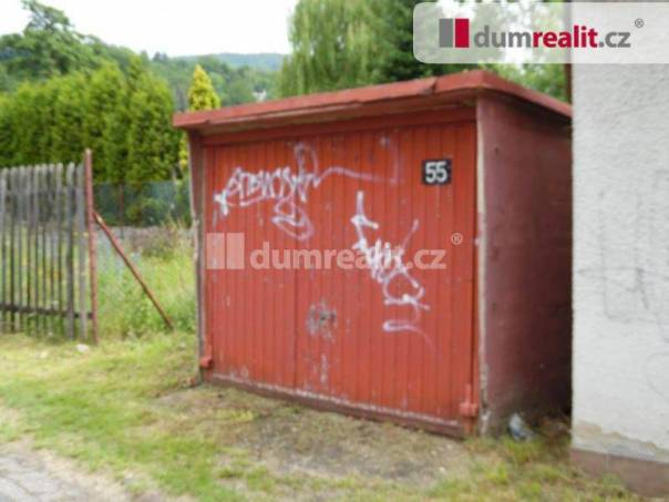 Prodej garáže, Lom, foto 1 Reality, Parkování, garáže | spěcháto.cz - bazar, inzerce
