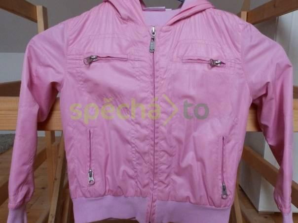 Dívčí růžová letní bundička, foto 1 Pro děti, Dětské oblečení  | spěcháto.cz - bazar, inzerce zdarma