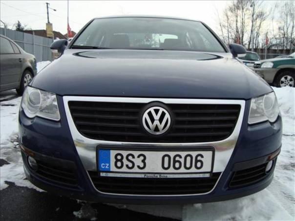 Volkswagen Passat 1.9 VELKÁ NAVI!CZ!SERVISKA!, foto 1 Auto – moto , Automobily | spěcháto.cz - bazar, inzerce zdarma