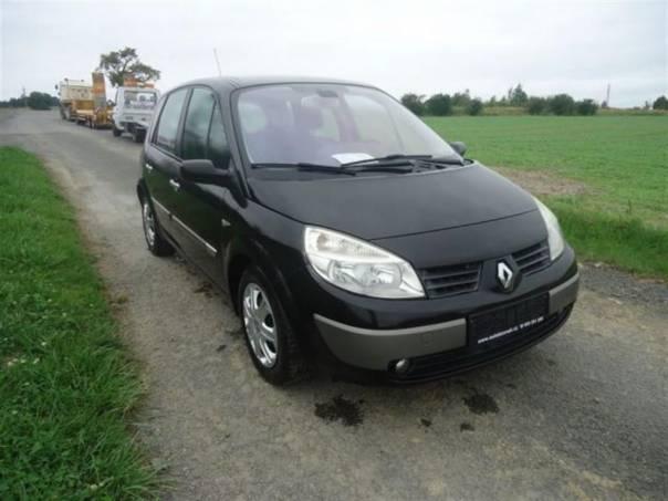 Renault Scénic 1,9DCI, foto 1 Auto – moto , Automobily | spěcháto.cz - bazar, inzerce zdarma