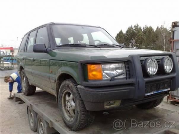 Land Rover Range Rover Land Rover Range Rover P38 rozprodám na díly, foto 1 Auto – moto , Náhradní díly a příslušenství | spěcháto.cz - bazar, inzerce zdarma
