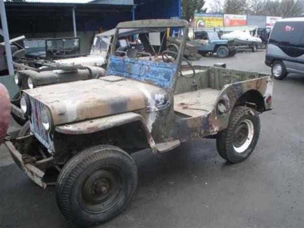 Willys M38, foto 1 Auto – moto , Automobily | spěcháto.cz - bazar, inzerce zdarma