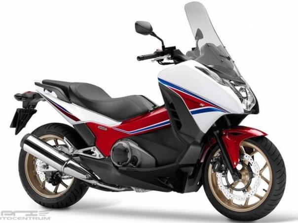 Honda  NC750D Integra 2014 AKCE, foto 1 Auto – moto , Motocykly a čtyřkolky   spěcháto.cz - bazar, inzerce zdarma
