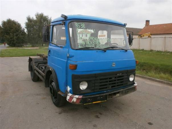 A 31.1.K-JNK (ID 9538), foto 1 Užitkové a nákladní vozy, Nad 7,5 t | spěcháto.cz - bazar, inzerce zdarma