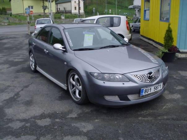 Mazda 6 2,2 i, foto 1 Auto – moto , Automobily | spěcháto.cz - bazar, inzerce zdarma