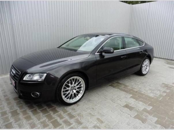 Audi A5 Sportback 2,0 TDI, foto 1 Auto – moto , Automobily | spěcháto.cz - bazar, inzerce zdarma