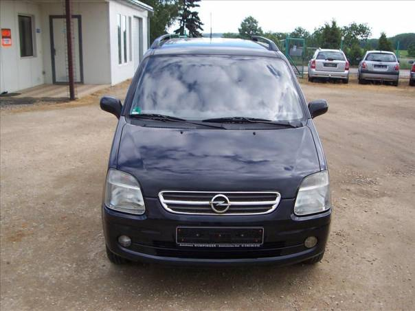 Opel Agila 1.2i 16V klima serviska, foto 1 Auto – moto , Automobily | spěcháto.cz - bazar, inzerce zdarma