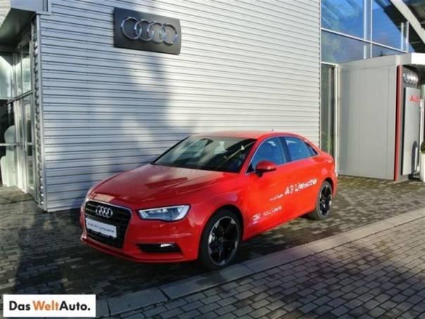 Audi A3 Limuzína 1.4 TFSI Attraction, foto 1 Auto – moto , Automobily | spěcháto.cz - bazar, inzerce zdarma