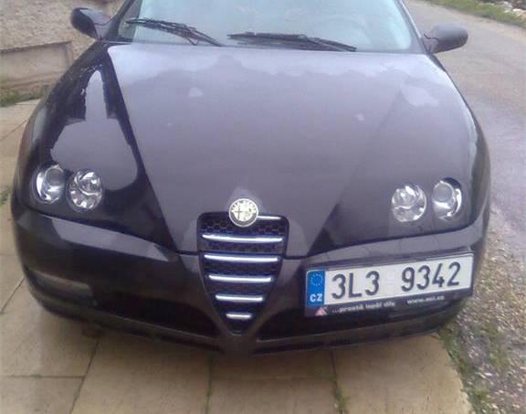Alfa Romeo GTV Alfa Romeo GTV 2.0 JTS, foto 1 Auto – moto , Automobily | spěcháto.cz - bazar, inzerce zdarma