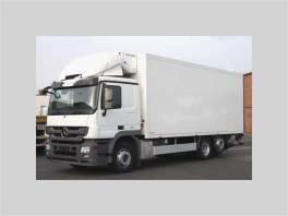 ACTROS 2544 L 6x2 mrazák , Užitkové a nákladní vozy, Nad 7,5 t  | spěcháto.cz - bazar, inzerce zdarma