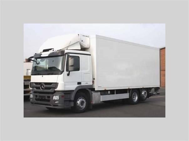 ACTROS 2544 L 6x2 mrazák, foto 1 Užitkové a nákladní vozy, Nad 7,5 t | spěcháto.cz - bazar, inzerce zdarma