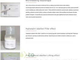 Jehličková mezoterapie Praha , Wellness a péče o zdraví, Kosmetika  | spěcháto.cz - bazar, inzerce zdarma
