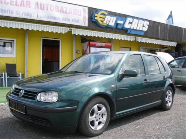 Volkswagen Golf 1,6 KLIMA,ABS, foto 1 Auto – moto , Automobily | spěcháto.cz - bazar, inzerce zdarma