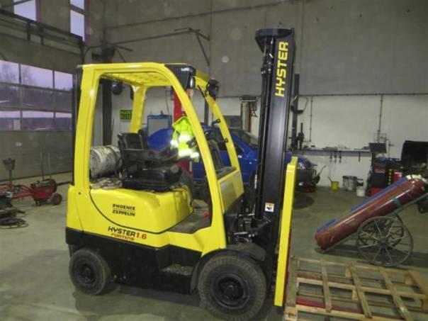 H1,6FT, foto 1 Pracovní a zemědělské stroje, Vysokozdvižné vozíky | spěcháto.cz - bazar, inzerce zdarma