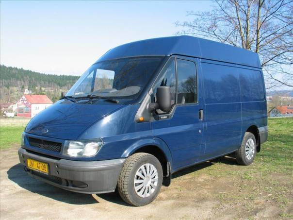 Ford Transit 2,0 TDDi 2,0 DURATORQ FT 260 S, foto 1 Užitkové a nákladní vozy, Do 7,5 t | spěcháto.cz - bazar, inzerce zdarma