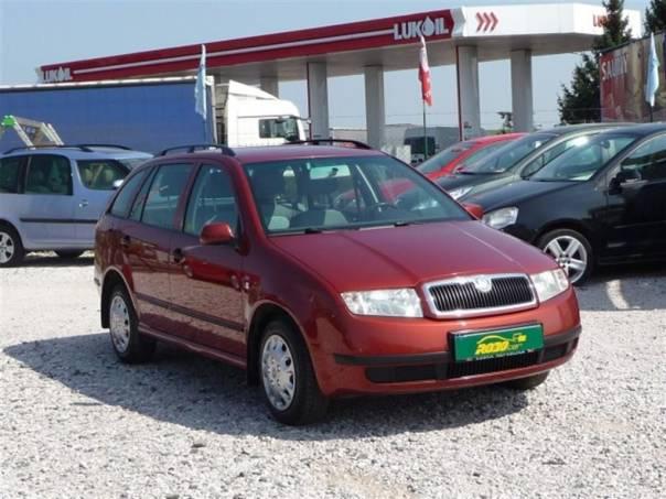 Škoda Fabia 1.4i 16V ** CZ **, foto 1 Auto – moto , Automobily | spěcháto.cz - bazar, inzerce zdarma
