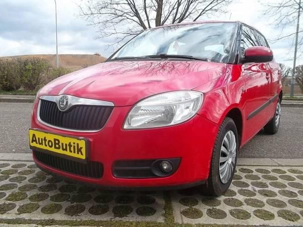 Škoda Fabia II.1.2 51 KW,Klima, foto 1 Auto – moto , Automobily | spěcháto.cz - bazar, inzerce zdarma