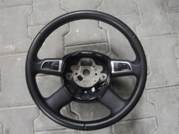 Audi A4 Kožený multifunkční volant, foto 1 Náhradní díly a příslušenství, Osobní vozy | spěcháto.cz - bazar, inzerce zdarma