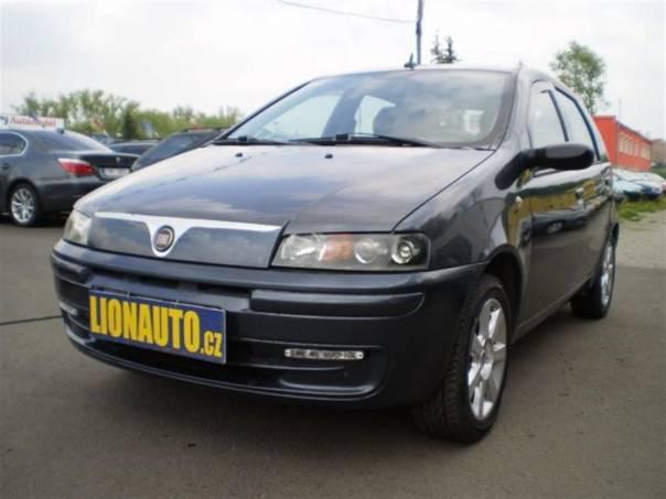 Fiat Punto 1.2 Active, foto 1 Auto – moto , Automobily | spěcháto.cz - bazar, inzerce zdarma