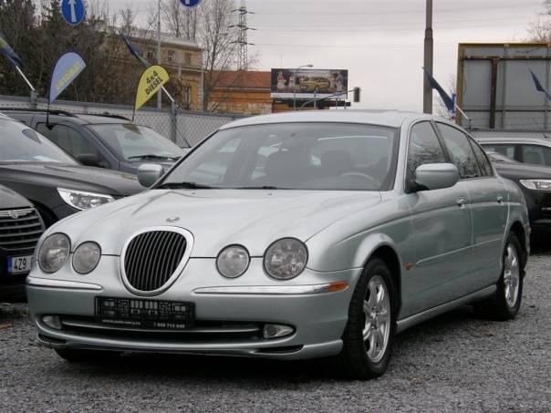 Jaguar S-Type 3.0 V6 Manuál, foto 1 Auto – moto , Automobily | spěcháto.cz - bazar, inzerce zdarma