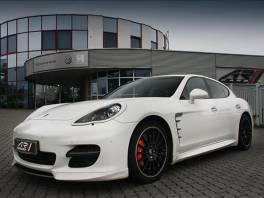 Porsche Panamera 4.9 Techart  Turbo S Idividual , Auto – moto , Automobily    spěcháto.cz - bazar, inzerce zdarma
