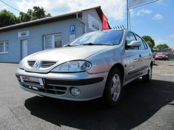 Renault Mégane 1,9 DCi, foto 1 Auto – moto , Automobily   spěcháto.cz - bazar, inzerce zdarma