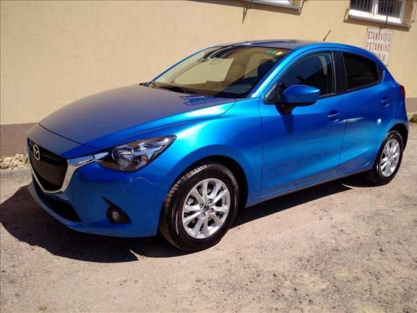 Mazda 2 1.5   SKYACTIV-G75 ATTRACTION, foto 1 Auto – moto , Automobily | spěcháto.cz - bazar, inzerce zdarma