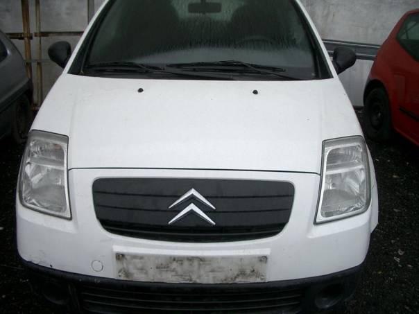 Citroën C2 1,4, foto 1 Náhradní díly a příslušenství, Ostatní | spěcháto.cz - bazar, inzerce zdarma