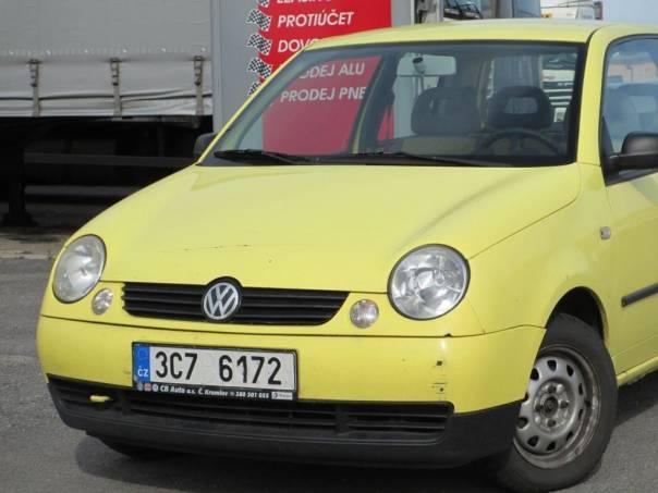 Volkswagen Lupo YELLOW LINE, foto 1 Auto – moto , Automobily | spěcháto.cz - bazar, inzerce zdarma
