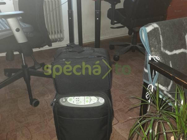 Mobilní kyslikový koncentrátor , foto 1 Móda a zdraví, Zdravotní pomůcky | spěcháto.cz - bazar, inzerce zdarma