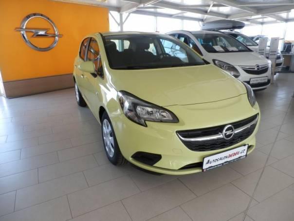 Opel Corsa NOVÝ MODEL ENJOY HB5 1,2 16V ECOTEC, foto 1 Auto – moto , Automobily | spěcháto.cz - bazar, inzerce zdarma