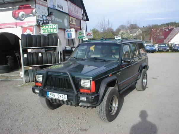 Jeep Grand Cherokee 2.5 TD Eko Placeno , foto 1 Auto – moto , Automobily | spěcháto.cz - bazar, inzerce zdarma