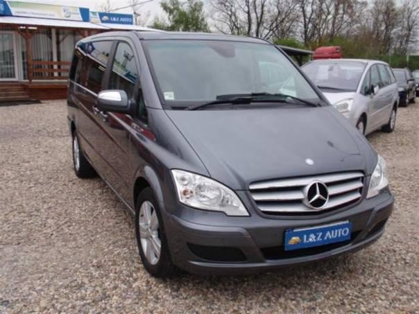 Mercedes-Benz Viano 2,2 CDI, foto 1 Auto – moto , Automobily | spěcháto.cz - bazar, inzerce zdarma