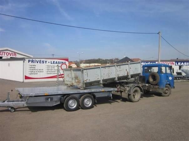 PHT 3,5T 4,15/2,10 - kontejner, foto 1 Užitkové a nákladní vozy, Přívěsy a návěsy | spěcháto.cz - bazar, inzerce zdarma
