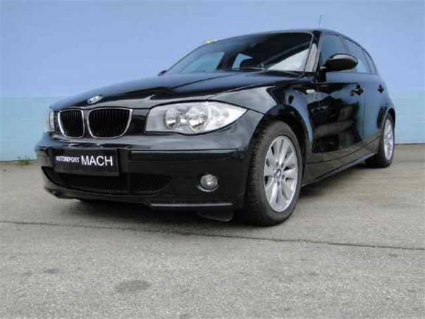 BMW Řada 1 2,0 (E87) PDC, rádio, foto 1 Auto – moto , Automobily | spěcháto.cz - bazar, inzerce zdarma