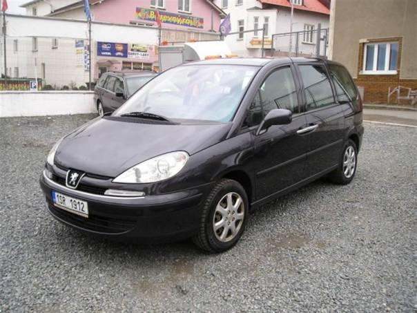 Peugeot 807 2,0 HDi  Automatická klima, foto 1 Auto – moto , Automobily | spěcháto.cz - bazar, inzerce zdarma