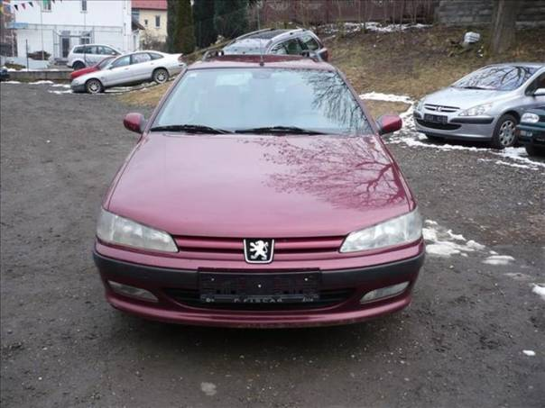 Peugeot 406 2.1 TD 12v, foto 1 Auto – moto , Automobily | spěcháto.cz - bazar, inzerce zdarma