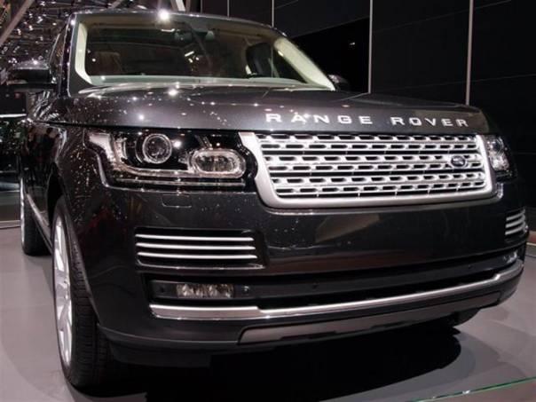 Land Rover Range Rover Vogue SDV8 4.4 MOD.2013, foto 1 Auto – moto , Automobily | spěcháto.cz - bazar, inzerce zdarma
